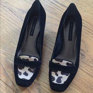 Bandolino Suede heels Size 7